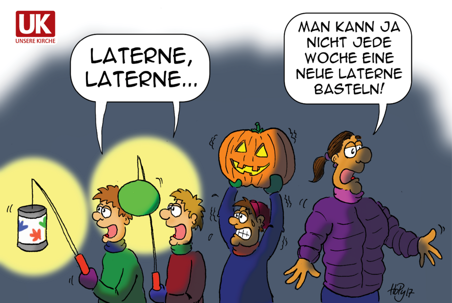 Laterne, Laterne...